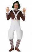 Willy Wonka - Oompa Loompa Adult Costume