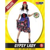 Gypsy Lady Adult Costume