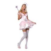 Glinda Wizard of OZ Sexy Womens Costume