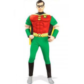 Robin Deluxe Muscle Chest Mens Costume