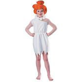 Wilma Flintstone Girls Costume