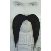 Moustache - long black