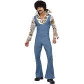 1970's ABBA Groovy Dancer Mens Costume