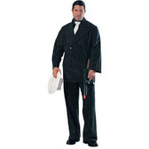 Gangster - Deluxe Mens Costumes