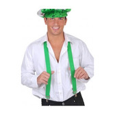 Braces Suspenders - Green