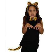 Animal Headband - Tiger Set