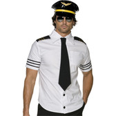 Mile High Captain Mens Costume