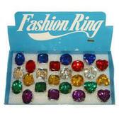 Rhinestone Rings