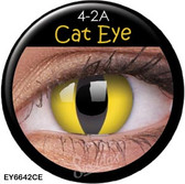 Crazy Lens Contacts - Cat Eye