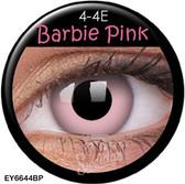 Crazy Lens Contacts - Barbie Pink