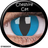 Crazy Lens Contacts - Cheshire Cat