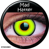 Crazy Lens Contacts - Mad Hatter