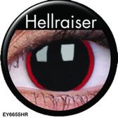Crazy Lens Contacts - Hell Raiser