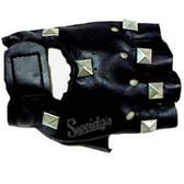 Punk Fingerless Gloves