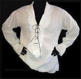 Pirate White Shirt Mens Costumes