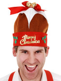 Christmas Pudding Hat with Bells