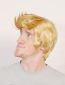 Surfers Steve Irwin Blonde Wig