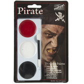 Tri-Colour Make-up Palette-Pirate