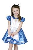 Alice In Wonderland Premium Girls Costume