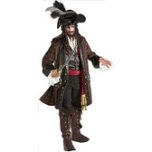 Pirates of the Caribbean- Grand Heritage Mens Costumes