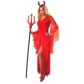 Diabla the Devil Womens Costume