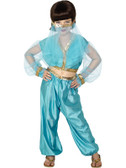 Arabian Princess Girls Costume