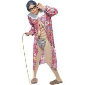 Gravity Granny Adult Costume