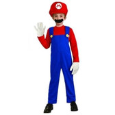 Mario Child Costume