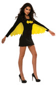 Batgirl Dress With Wings