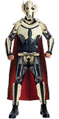 Star Wars - General Grevious Deluxe Mens Costume