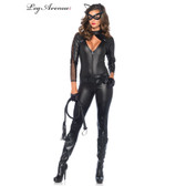 Catsuit Wicked Kitty Womens Costume