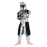 Star Wars - Clone Trooper Captain Rex Boys Costumes