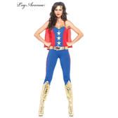 Comic Book Superhero Womens Costume