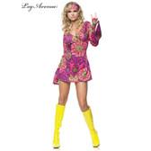 1960s Hippy Girl Womens Costume