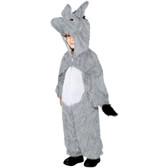 Donkey Kids Animal Costume Medium