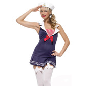 Sailor Cadet Womens Costume