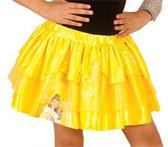 Beauty & Beast Belle Princess Tutu Skirt