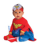 Wonder Woman Baby Infant Costume