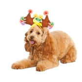 Reindeer Light up Pet Costume