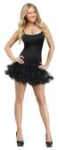 Petticoat Dress Adult Black