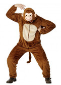 Monkey Animal Adult Costume