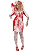 Zombie Nurse Plus Size Costume