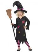 Cinder Witch Girls Costume