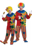Big Top Clown Circus Adult Costume
