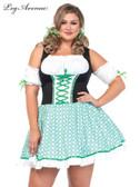 Clover O'Cutie Woman's Costume
