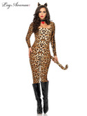 Cougar Womens Costume