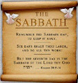 Remember the Sabbath Day (1 MP3 download)