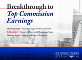 Breakthrough to Top Commission Earnings