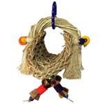Vine Ring Platform Swing Parrot Toy