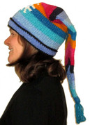 Oxfam-featured Long Hooded Hat